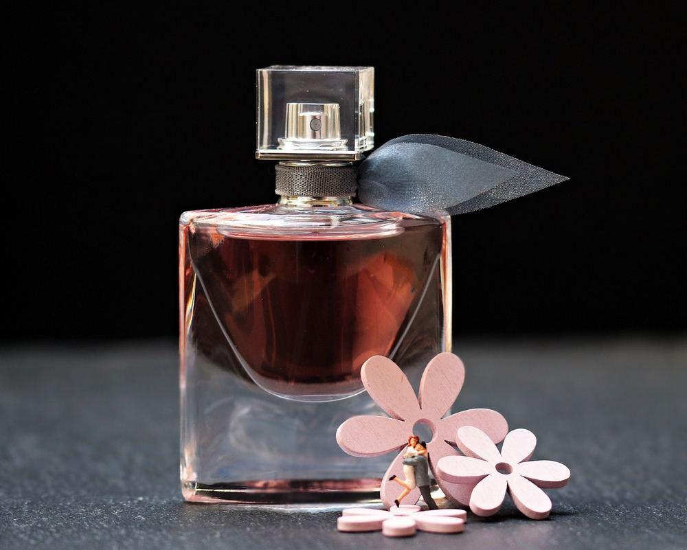 Härligt doftande parfymer