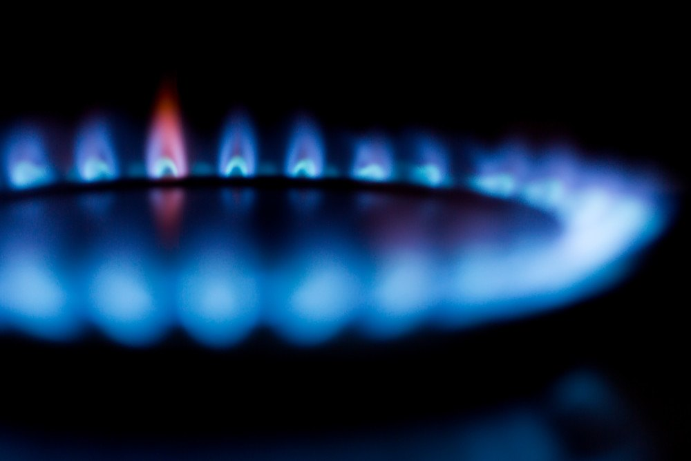 Gasenergi på restaurangen
