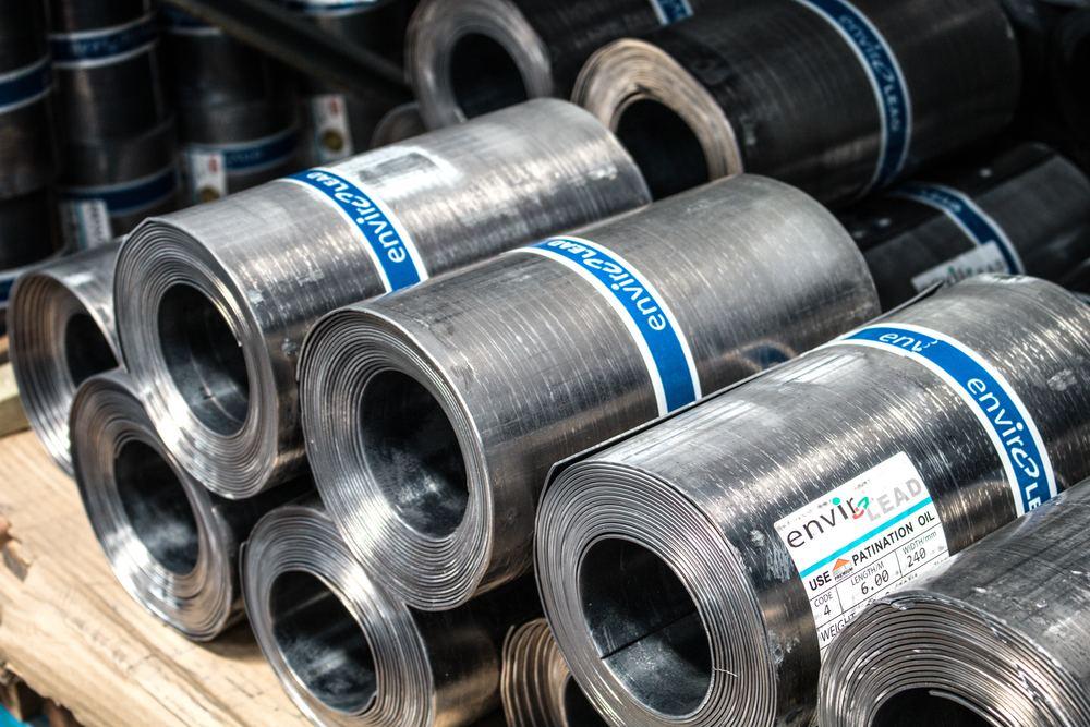Företag som säljer stål