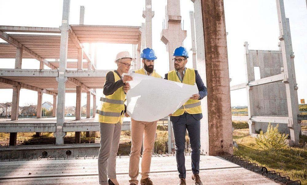 Byggbranschen behöver fler kvinnor